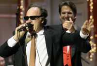 Jim Belushi and Keith Lockhart