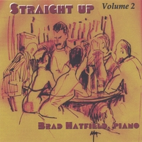 Straight Up - Volume 2, Jazz and Cocktails